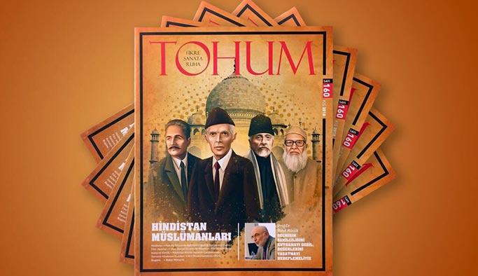 Tohum Dergisi son sayıda 'Hindistan'a uzandı