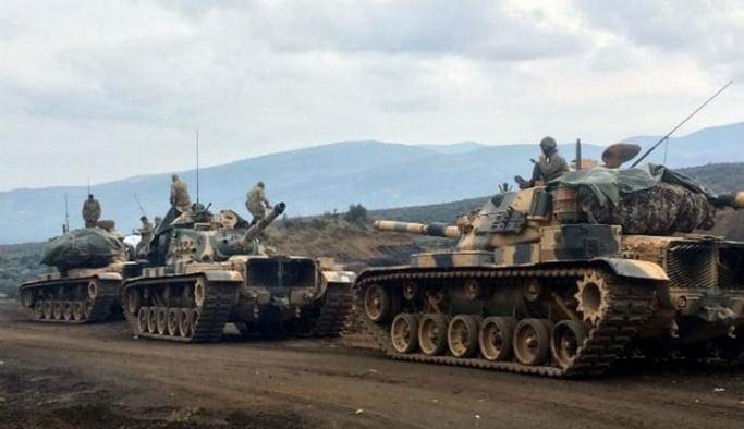TSK: Afrin'de bin 485 terörist etkisiz hale getirildi