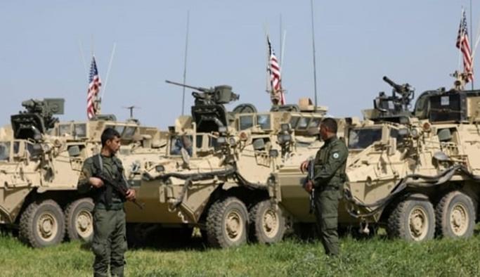 Türk askeri vurmasın diye ABD bayrağı açtılar