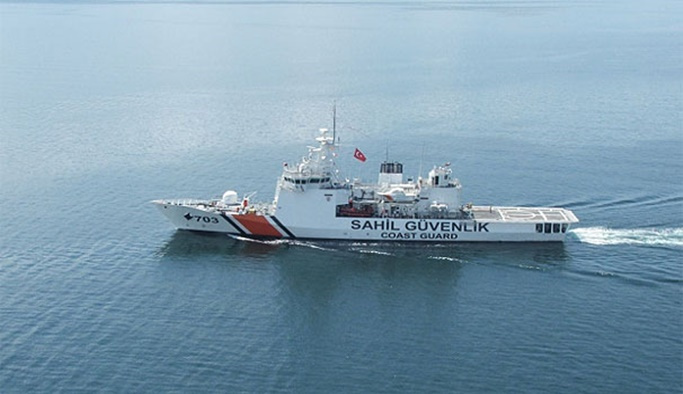'Türk sahil güvenlik botu ile Yunan botu çarpıştı'