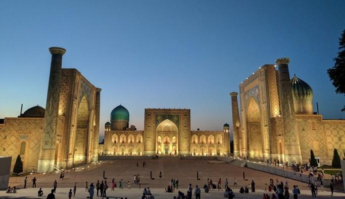Türkiye'ye vize serbestisi uygulayan Özbekistan 100 bin turist bekliyor