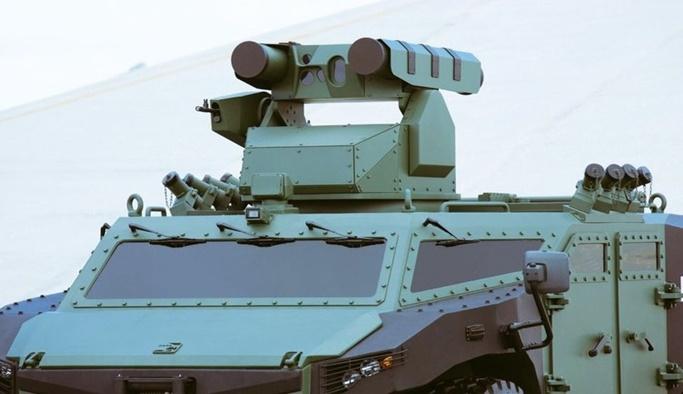 Yerli ve milli, uzaktan komutalı 'Tank Katili'