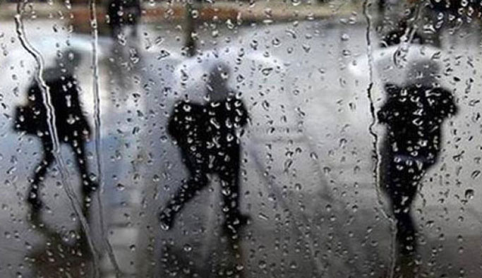 Yurt genelinde hava durumu (08 Şubat 2018)