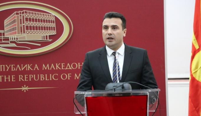 ABD Dışişleri Bakan Yardımcısı Mitchell Makedonya'da