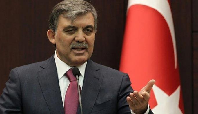 'Abdullah Gül aday olmayı düşünmüyor'