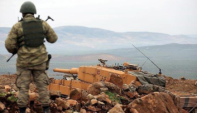 Afrin bölgesi tamamen kontrol altına alındı