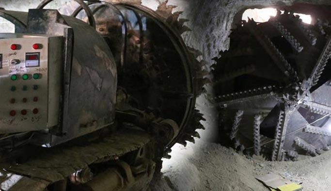 Afrin'de gelişmiş teknolojiye sahip araçlar bulundu