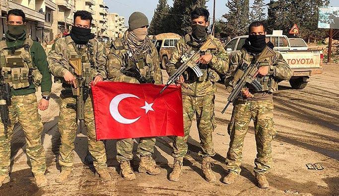 Afrin'den ilk görüntüler