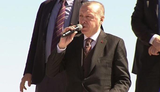 'Afrin'e girdik, giriyoruz'