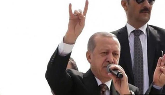 AK Parti'den 'bozkurt işareti' açıklaması