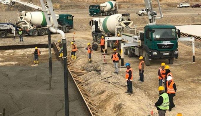 Akkuyu'da ilk inşaat başlıyor