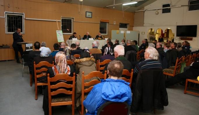 Almanya'daki Müslüman ve Hristiyanlardan birlik mesajı