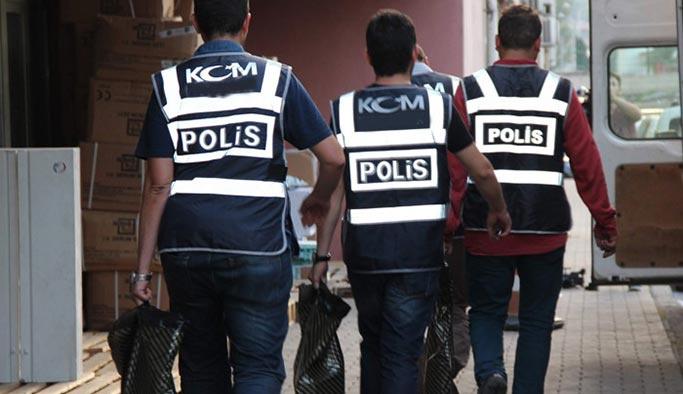Ankara ve Konya'da Nusra operasyonu