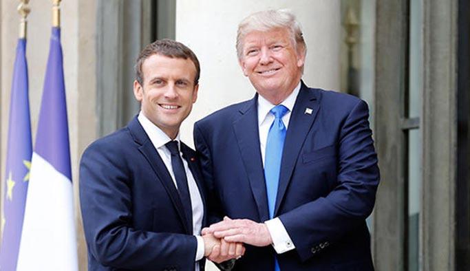 Anlaştılar: ABD Suriye'den çekiliyor, Fransa giriyor