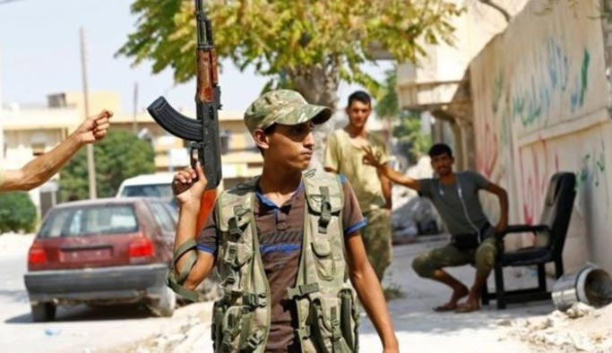 Arap köyleri silahlandı, PKK'lıları kovdu