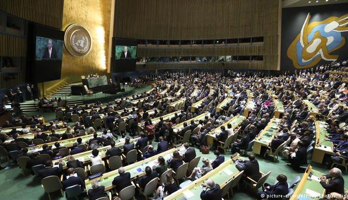 BM'nin OHAL çağrısına Türkiye'den tepki