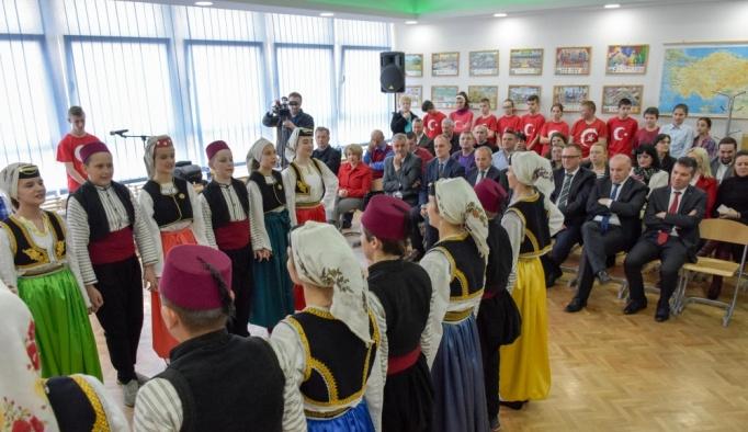 Bosna Hersek'te yeni Türkçe Sınıfı açıldı
