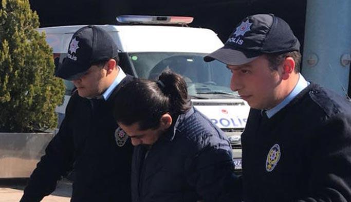 Çarşaflı kadına saldıran bar çalışanı serbest
