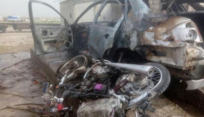 Cerablus'ta bombalı saldırı: 6 ölü, 15 yaralı