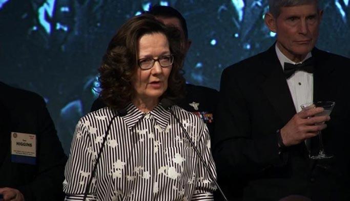 CIA'nın başına işkenceci kadın