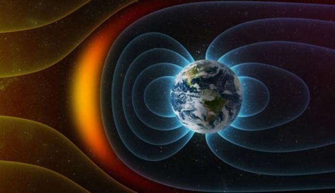 Dünya'nın manyetik kutupları yer değiştiriyor