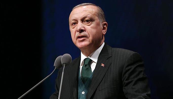 Erdoğan ABD'ye 'hodri meydan' dedi
