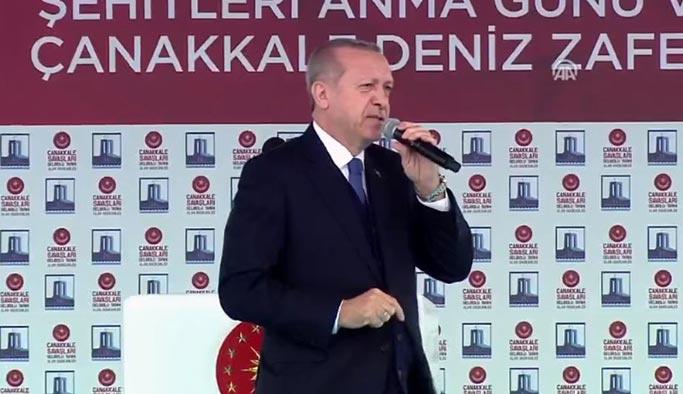 Erdoğan: Afrin bu sabah tamamen kontrol altına alındı
