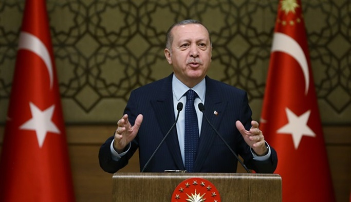 Erdoğan: Afrin kuşatması akşama kadar tamamlanır