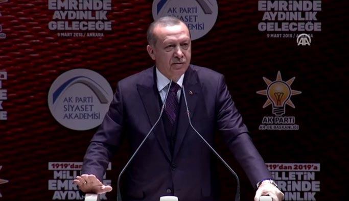Erdoğan: Dinde reform haddimize mi?