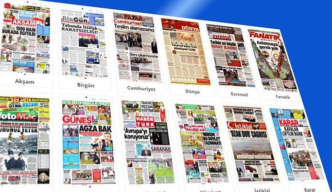 Gazetelerin bugünkü manşetleri 17 Mart 2018