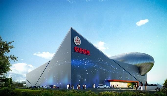 GUHEM projesinin yüzde 50'si tamamlandı