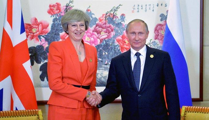 İngiltere-Rusya krizi büyüyor, diplomatları sınır dışı etme kararı