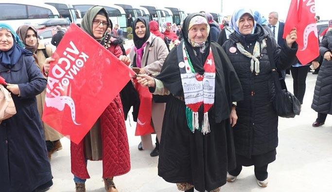 İslami STK'larda kadınların artan etkinliği