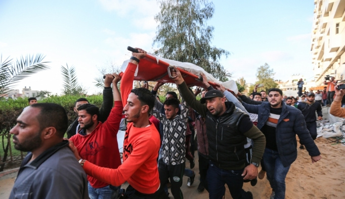 İsrail Gazzeli genç balıkçının cenazesini teslim etti