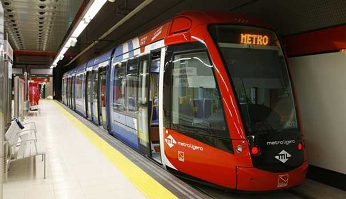 İstanbul'a 70 km'lik yeni metro