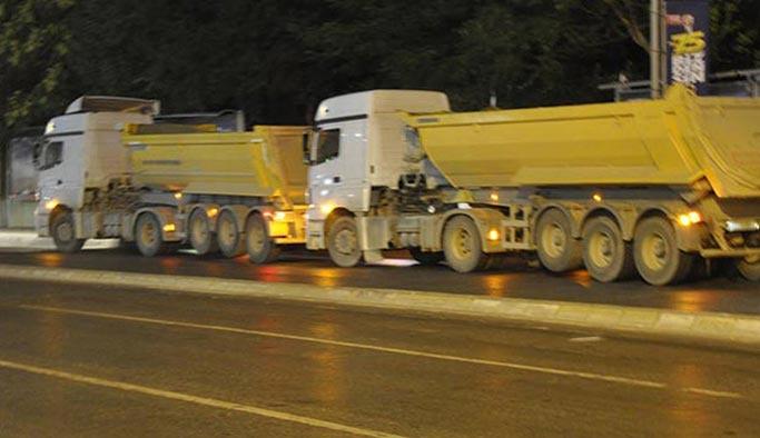 İstanbul'da hafriyat kamyonlarına süre