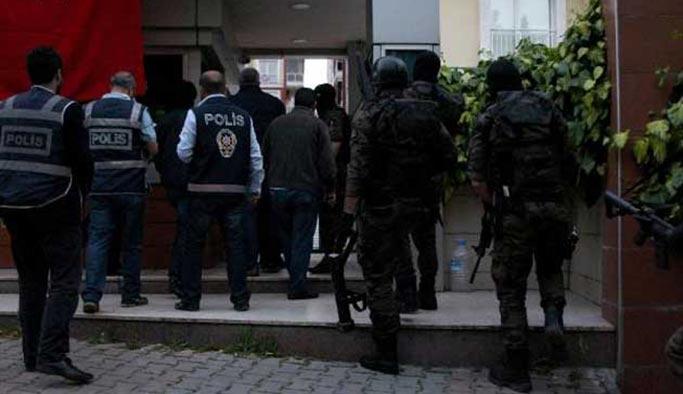 İstanbul'da 'mahkum' operasyonu