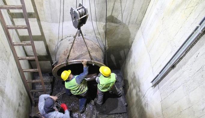 İstanbul'u 30 saat susuz bırakan İSKİ çalışması