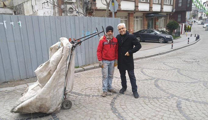 İstanbul'un 'en sessiz' çalışanları