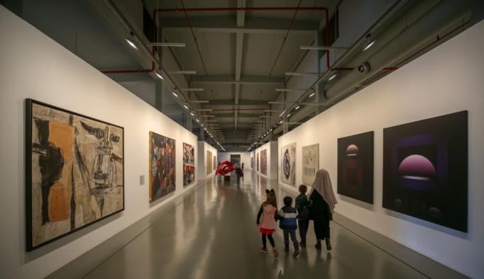 Karaköy'deki İstanbul Modern'de son gün 18 Mart