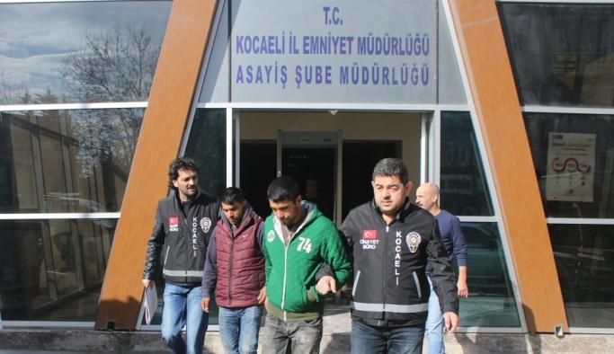 Kocaeli'de gasp iddiası