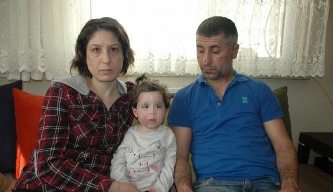 Kreşte 1,5 yaşındaki bebeğin dövüldüğü iddiası