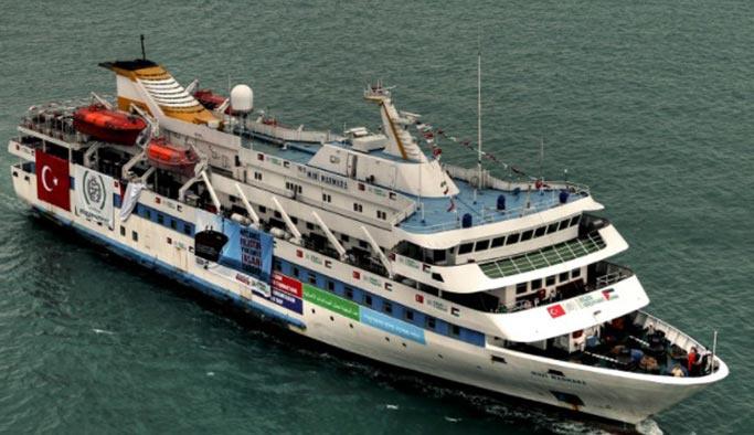 Mavi Marmara gemisi satılıyor