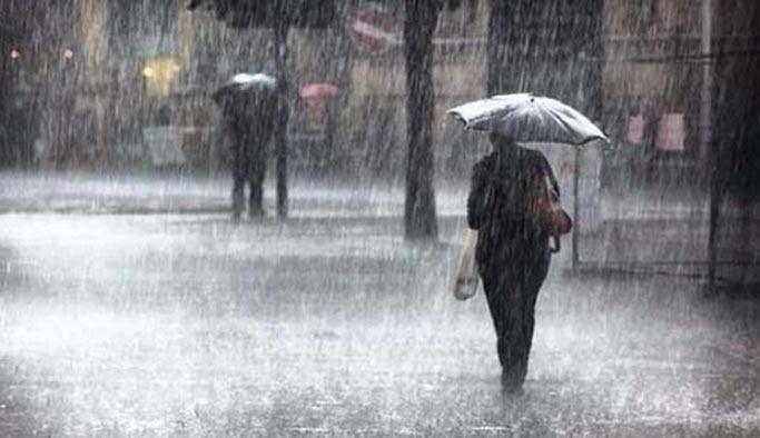 Meteoroljiden kritik uyarı, sağanak yağışlar geliyor