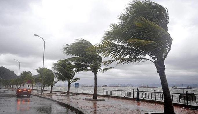 Meteorolojiden 5 il için kuvvetli sağanak ve rüzgar uyarısı