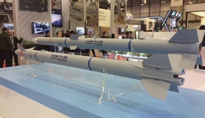 Milli hava füzelerinin testleri başarıyla gerçekleşti
