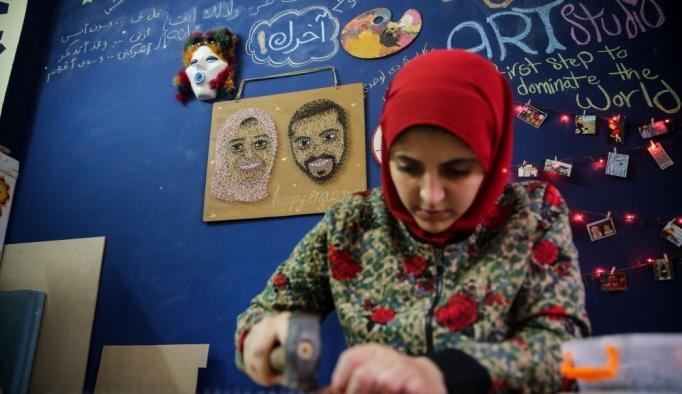 Mısırlı genç kızın çalışmaları, filografi sanatına ilgiyi artırıyor