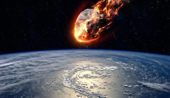 NASA açıkladı: Nükleer silahla vurulacak