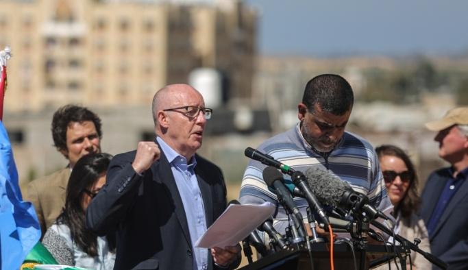 OCHA'dan Filistinliler için finans arayışı