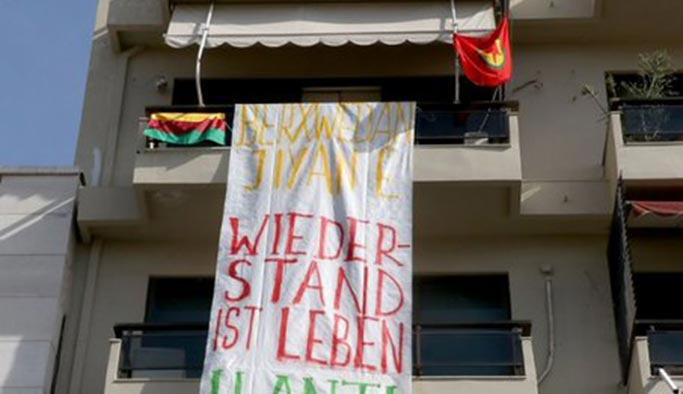 PKK yandaşları Alman konsolosluğunu işgal etti